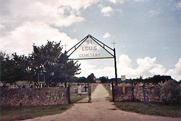 St Louis Cemetery Medina County By Gloria B Mayfield