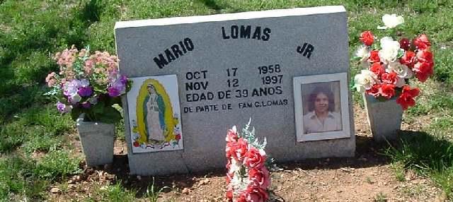 Lomas Mario Jr 1958 1997