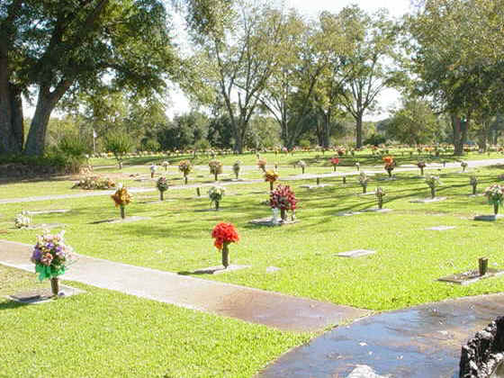 Hill Crest Cemetery, Bossier Parish Cemeteries of LA Gloria B. Mayfield